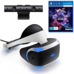 Очки виртуальной реальности SONY PlayStation VR (Camera +VR Worlds) (9947066)