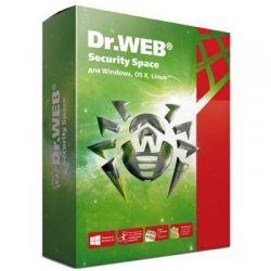 Антивирус Dr. Web Security Space + Комплексная защита 1 ПК 2 года (новая лицен (LHW-BK-24M-1-A3)
