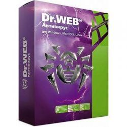 Антивирус Dr. Web Антивирус 1 ПК 1 год (новая лицензия) (LHW-AK-12M-1-A3)