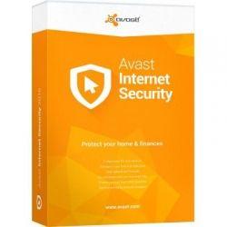 Антивирус Avast Internet Security 1 ПК 1 год (новая лицензия) (AVAST-IS-8-B-1Y-1P)