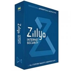 Антивирус Zillya! Internet Security 1 ПК 1 год (новая лицензия) (ZIS-1y-1pc)