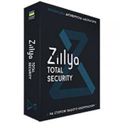 Антивирус Zillya! Total Security 1 ПК 1 год (новая лицензия) (ZTS-1y-1pc)