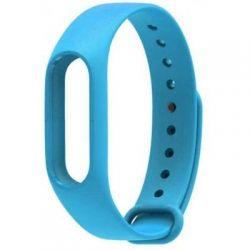 Ремешок для фитнес браслета Xiaomi Mi Band 2 Blue (Р27875)