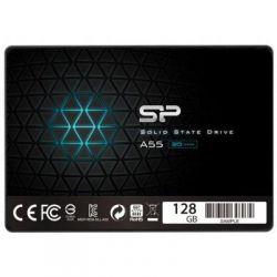 "Твердотельный накопитель 120Gb, Silicon Power Ace A55, SATA3, 2.5"", TLC 3D NAND, 530/530 MB/s (SP128GBSS3A55S25)"