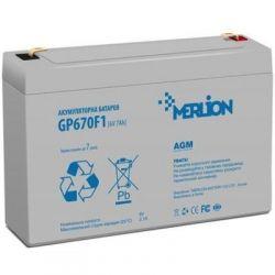 Батарея к ИБП Merlion 6V-7Ah (GP670F1)