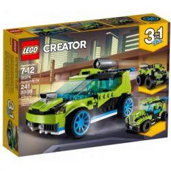 Конструктор LEGO Creator Гоночный автомобиль Ракета (31074)