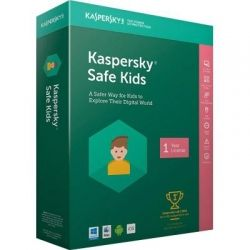 Антивирус Kaspersky Safe Kids 1-User 1 year Base License (KL1962XCAFS)