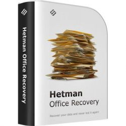 Системная утилита Hetman Software Hetman Office Recovery Домашняя версия (UA-HOR2.1-HE)