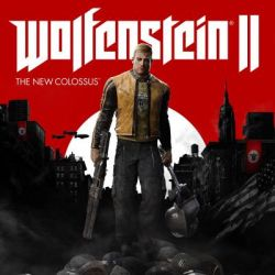 Игра MachineGames Wolfenstein II: The New Colossus (14884727)