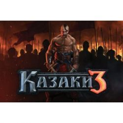 Игра GSC Game World Казаки 3 (14449489)