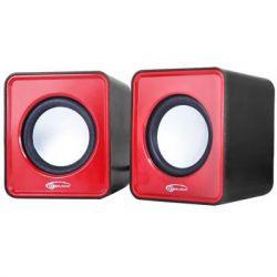Акустическая система GEMIX Mini red