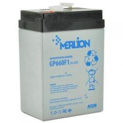 Батарея к ИБП Merlion 6V-6Ah (GP660F1)