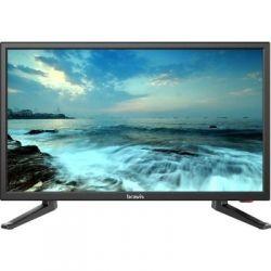"Телевизор 19"" BRAVIS LED-19E1900 + T2 black"