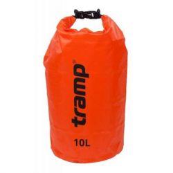 Гермомешок Tramp PVC Diamond Rip-Stop оранжевый 10л (TRA-111-orange)