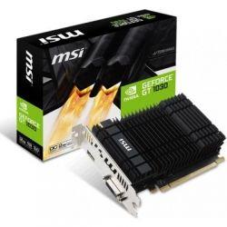 Видеокарта GeForce GT1030 OC, MSI, 2Gb DDR5, 64-bit, DVI/HDMI, 1518/6008MHz, Silent (GT 1030 2GH OC)