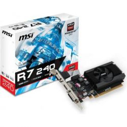 Видеокарта Radeon R7 240 2048Mb MSI (R7 240 2GD3 64B LP)