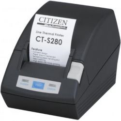 Принтер чеков Citizen CT-S280, RS232 (CTS280RSEBK)