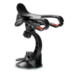 Универсальный автодержатель Optima RM-C38 Black (59090)