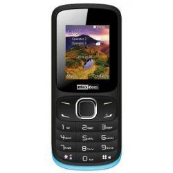 Мобильный телефон Maxcom MM128 Black-Blue (5908235973746)