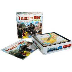 Настольная игра Hobby World Ticket to Ride: Европа (3-е рус. изд.) (1032) - Картинка 2