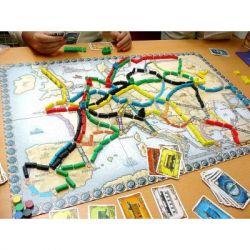 Настольная игра Hobby World Ticket to Ride: Европа (3-е рус. изд.) (1032) - Картинка 3