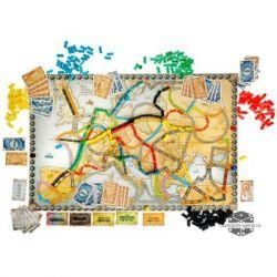 Настольная игра Hobby World Ticket to Ride: Европа (3-е рус. изд.) (1032) - Картинка 4