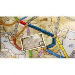 Настольная игра Hobby World Ticket to Ride: Европа (3-е рус. изд.) (1032) - Картинка 7