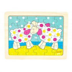 Пазл Goki Овечки Susibelle (57506-2)
