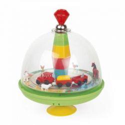 Развивающая игрушка Janod Юла Ферма (J04123)