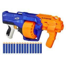 Игрушечное оружие Hasbro Nerf ЭЛИТ Сёрджфайр (бластер) (E0011)