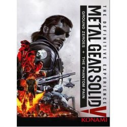 Игра Konami Corporation Metal Gear Solid V: The Definitive Experience