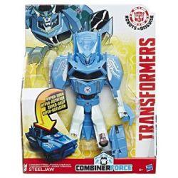Трансформер Hasbro Роботс-ин-Дисгайс Гиперчэндж Саундвейв (B0067)