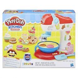 Набор для творчества Hasbro Play-Doh Миксер для конфет (E0102)