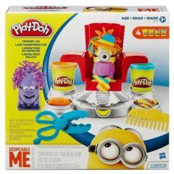 Набор для творчества Hasbro Play-Doh Миньоны в парикмахерской (B0495)