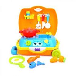 Развивающая игрушка Huile Toys Чемоданчик повара (3108)