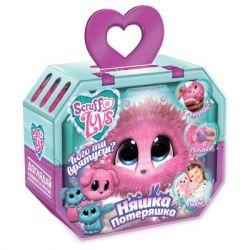 Кукла Worlds Apart Няшка-Потеряшка розовая (635SLP01)