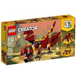 Конструктор LEGO Мифические существа (31073)