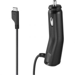 Зарядное устройство TOTO TZN-65 Car charger MicroUsb 700 mA 1.2m Black (F_53412)