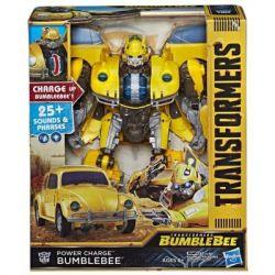 Трансформер Hasbro Заряженный Bumblebee 30 см (E0982)