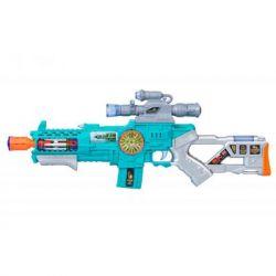 Игрушечное оружие Same Toy Cycione Falcon Пулемет синий (DF-17218AZUt)