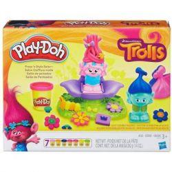 Набор для творчества Hasbro Play-Doh Салон Троллей (B9027)