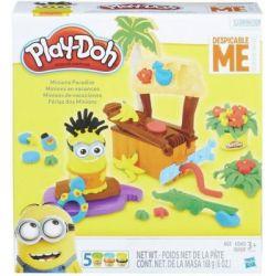 Набор для творчества Hasbro Play-Doh Рай миньонов (B9028)