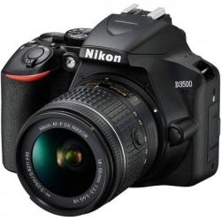 Цифровой фотоаппарат Nikon D3500 AF-P 18-55VR kit (VBA550K001)