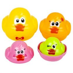Игрушка для ванной BeBeLino Утята-Прятки (58087)