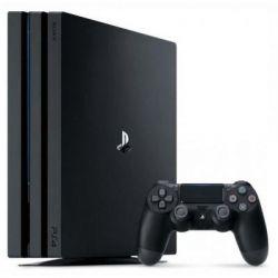 Игровая консоль SONY PlayStation 4 Pro 1Tb Black (9773412)