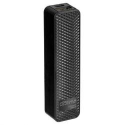 Батарея универсальная Optima OPB-2 2000mAh Black (69950)