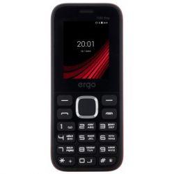 Мобильный телефон ERGO F181 Step Dual Sim (красный)
