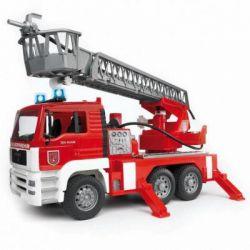Спецтехника Bruder Пожарный грузовик с лестницей М1:16 (02771)