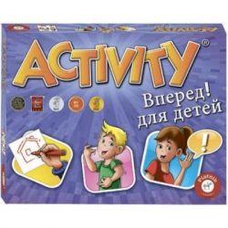 Настольная игра Piatnik Активити, Вперед! Для детей (793394)