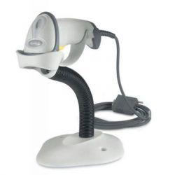 Сканер штрих-кода Symbol/Zebra LS-2208 USB White Kit (LS2208-SR20001R-UR)